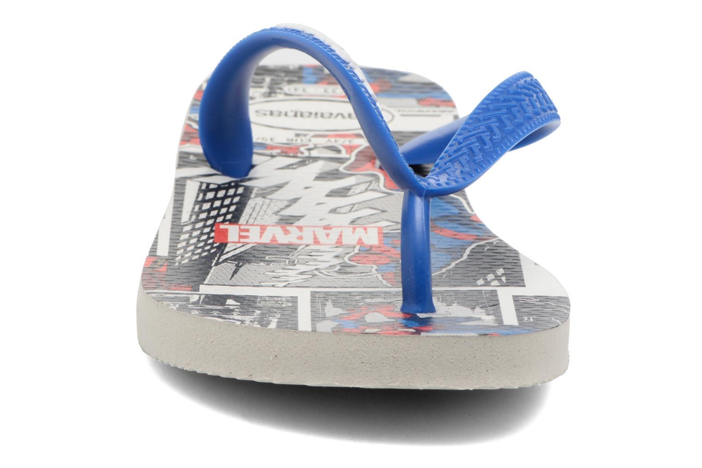 Flip flops Havaianas Top Marvel Blue model view