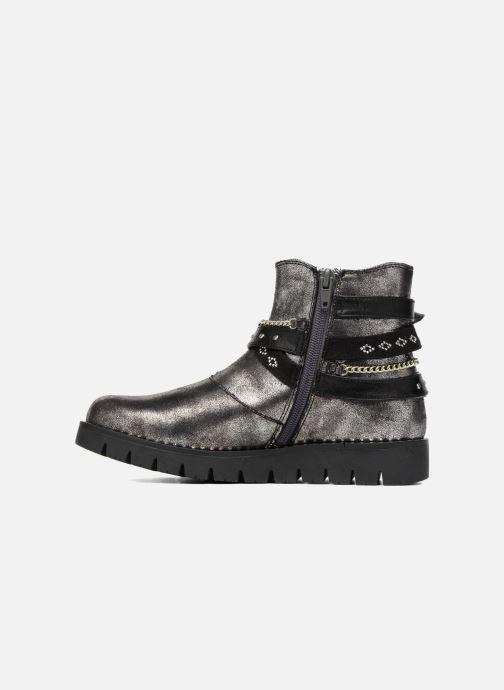 Bottines et boots ASSO 60156 Gris vue face