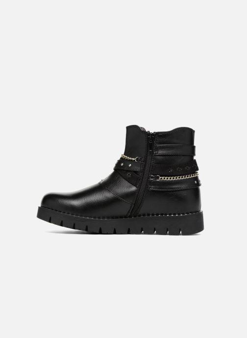 Bottines et boots ASSO 60156 Noir vue face