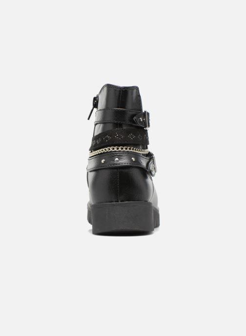Bottines et boots ASSO 60156 Noir vue droite