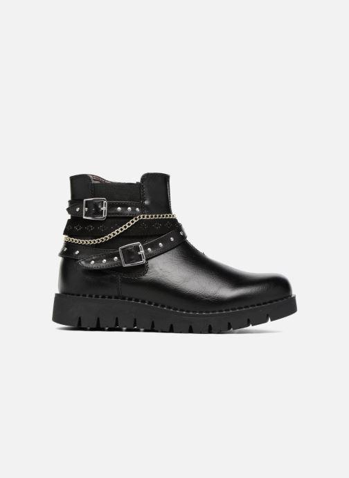 Stiefeletten & Boots ASSO 60156 schwarz ansicht von hinten