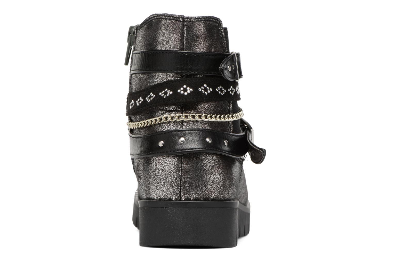 Boots en enkellaarsjes ASSO 60156 Grijs rechts