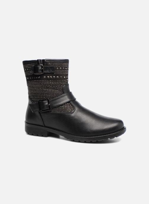 scarpe di separazione 48c93 f375a ASSO 58906black (Nero) - Stivaletti e tronchetti chez ...