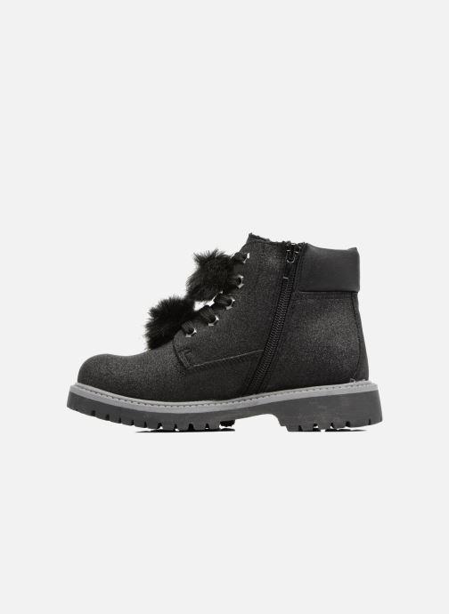 Bottines et boots ASSO 58210 Noir vue face
