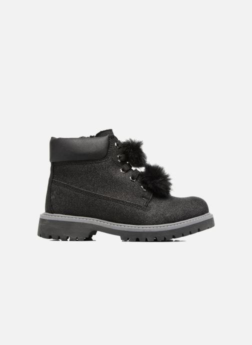 Bottines et boots ASSO 58210 Noir vue derrière