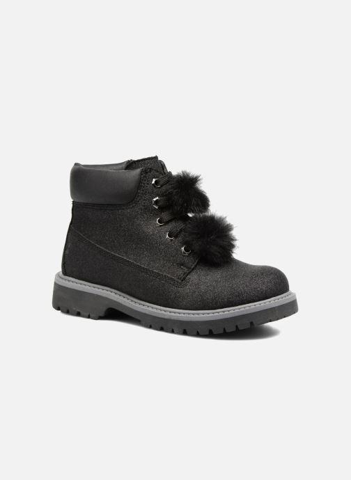Bottines et boots ASSO 58210 Noir vue détail/paire