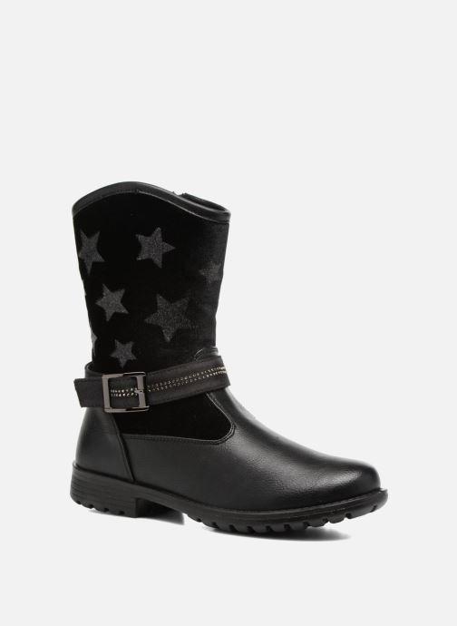 Stiefel ASSO 60213 schwarz detaillierte ansicht/modell