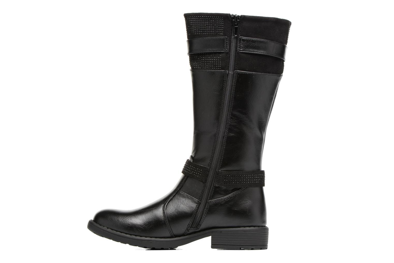Laarzen ASSO 58009 Zwart voorkant