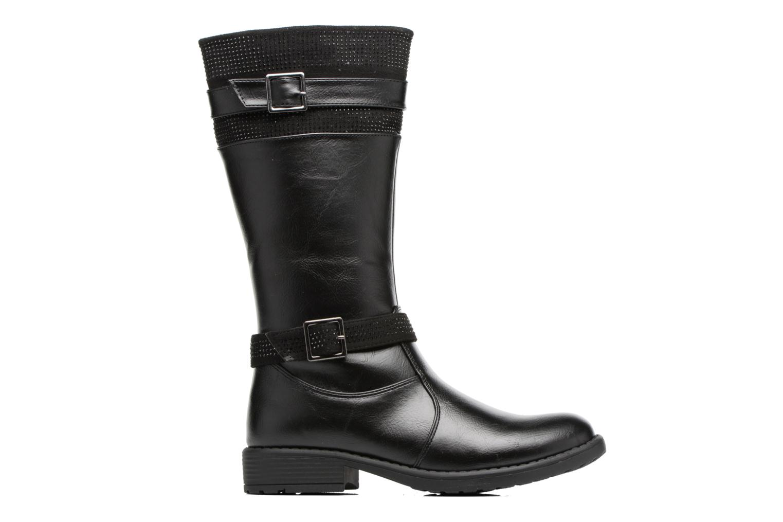 Laarzen ASSO 58009 Zwart achterkant