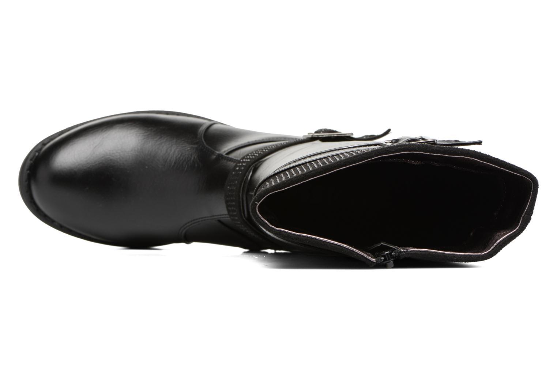 Bottes ASSO 58009 Noir vue gauche