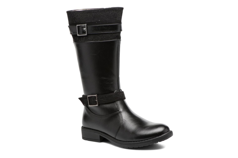 Laarzen ASSO 58009 Zwart detail