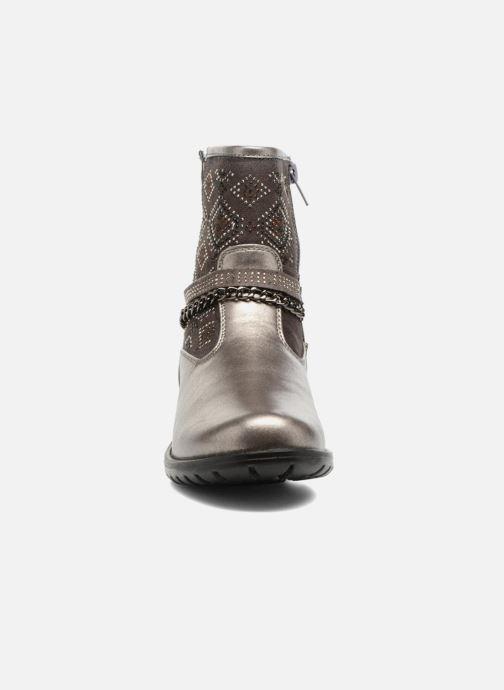 Støvler & gummistøvler ASSO 58113 Grå se skoene på