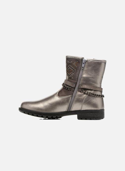 Støvler & gummistøvler ASSO 58113 Grå se forfra