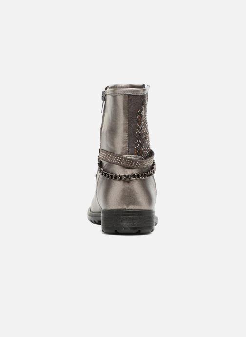 Støvler & gummistøvler ASSO 58113 Grå Se fra højre
