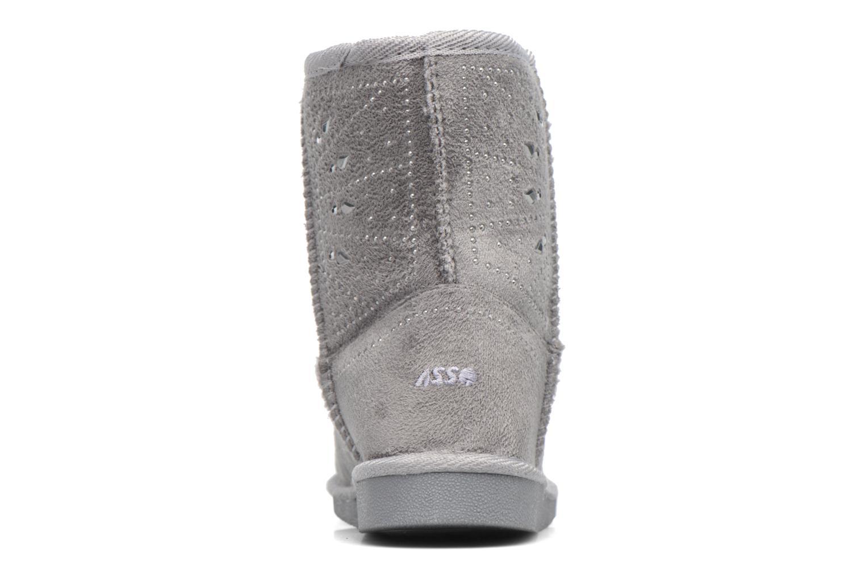Laarzen ASSO 6000 Grijs rechts