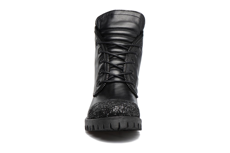 Bottines et boots Sweet Lemon L.8.Palicot Noir vue portées chaussures