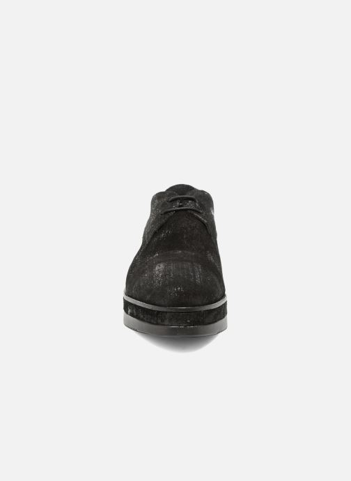 Chaussures à lacets Sweet Lemon L.16.Saba Noir vue portées chaussures