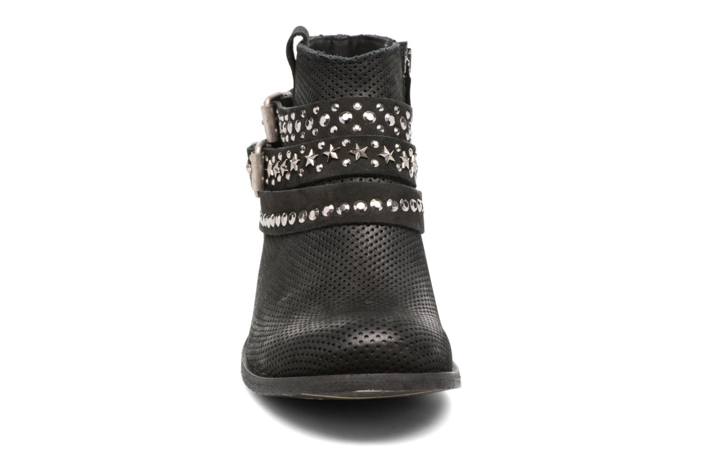 Bottines et boots Sweet Lemon L.23.Raloya Noir vue portées chaussures
