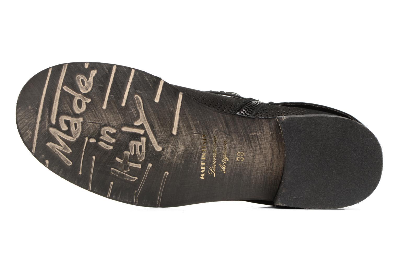 Bottines et boots Sweet Lemon L.23.Raloya Noir vue haut