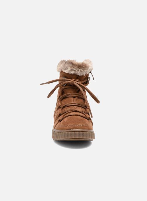 Bottines et boots I Love Shoes SINCENTE Marron vue portées chaussures