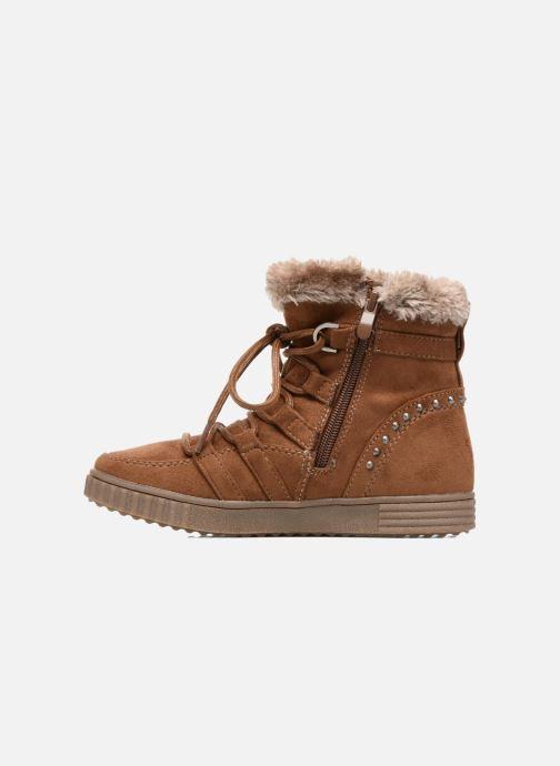 Boots en enkellaarsjes I Love Shoes SINCENTE Bruin voorkant
