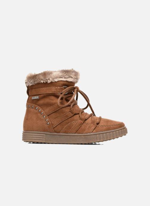 Boots en enkellaarsjes I Love Shoes SINCENTE Bruin achterkant