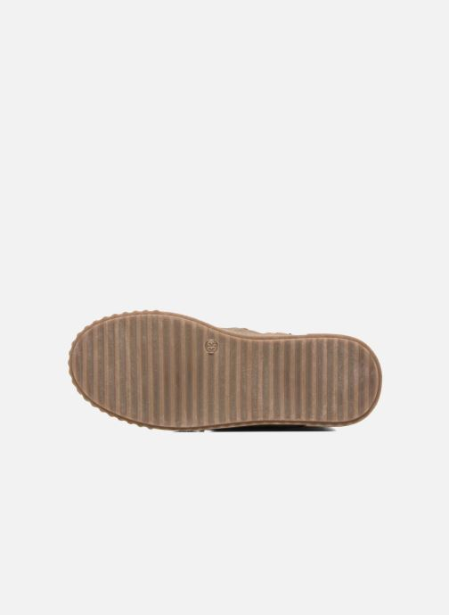 Boots en enkellaarsjes I Love Shoes SINCENTE Bruin boven