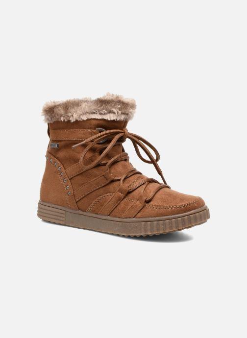 Boots en enkellaarsjes I Love Shoes SINCENTE Bruin detail