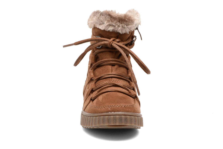 Botines  I Love Shoes SINCENTE Marrón vista del modelo
