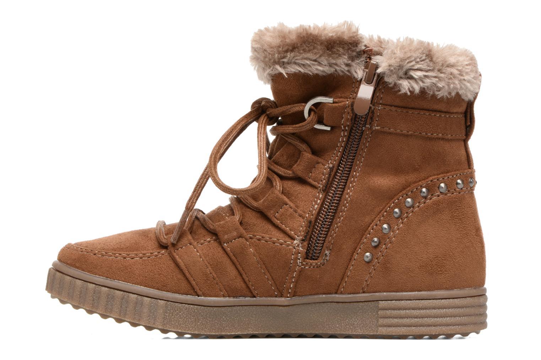 Stiefeletten & Boots I Love Shoes SINCENTE braun ansicht von vorne