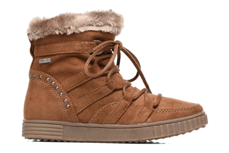 Botines  I Love Shoes SINCENTE Marrón vistra trasera