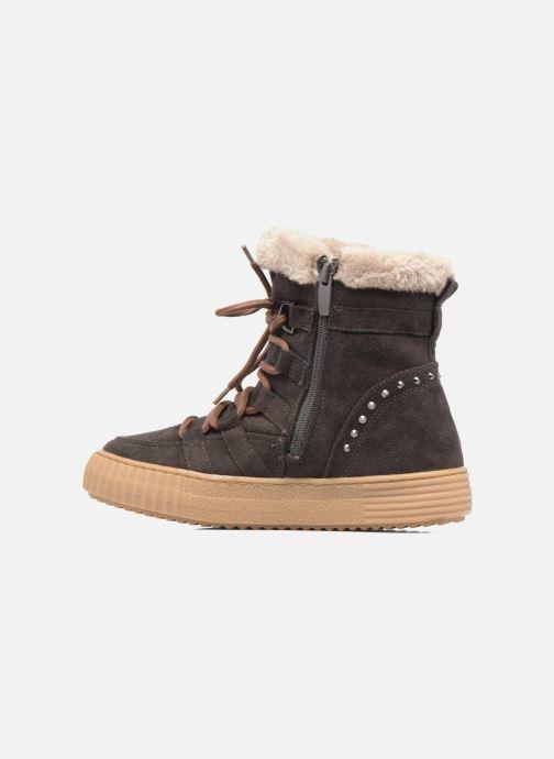Botines  I Love Shoes SASTIE Marrón vista de frente