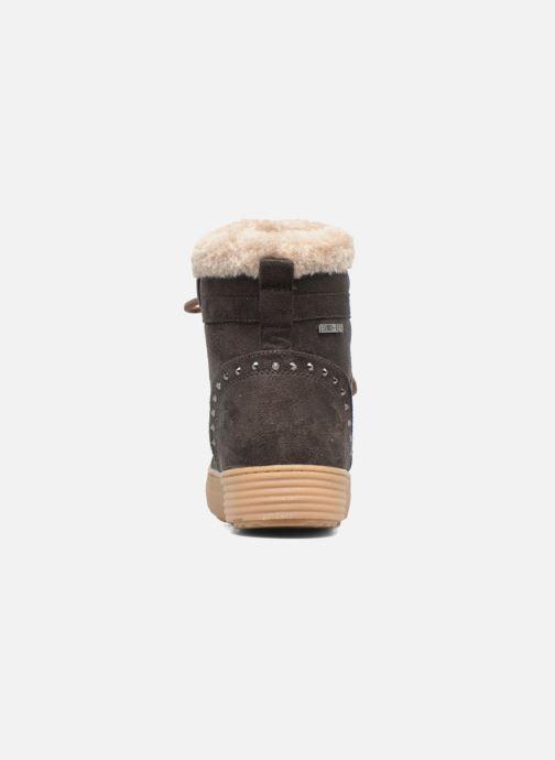 Stivaletti e tronchetti I Love Shoes SASTIE Marrone immagine destra