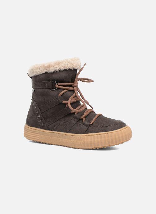 Botines  I Love Shoes SASTIE Marrón vista de detalle / par
