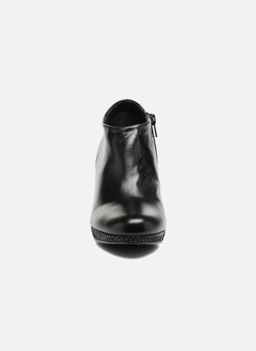 Bottines et boots Anna Volodia Ainora Noir vue portées chaussures