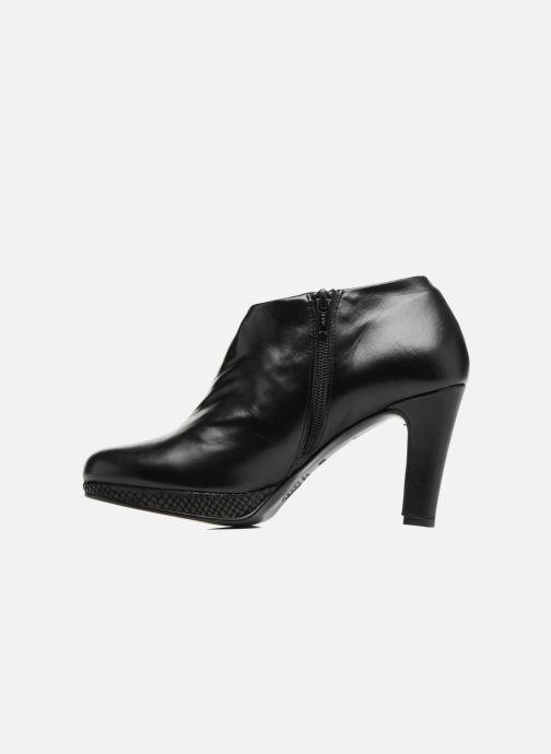 Bottines et boots Anna Volodia Ainora Noir vue face