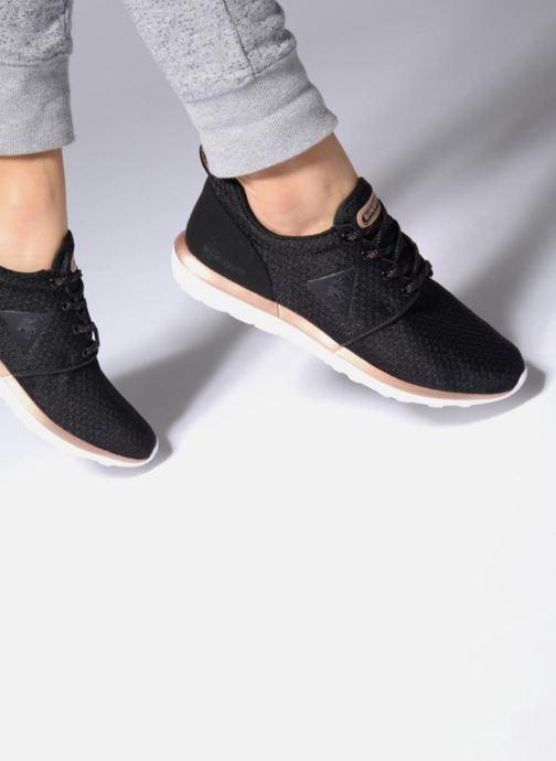 Sneakers Le Coq Sportif Dynacomf W Arancione immagine dal basso