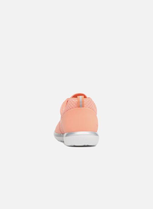 Sneakers Le Coq Sportif Dynacomf W Arancione immagine destra