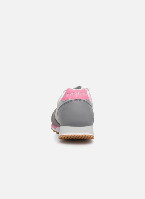 Sneakers Le Coq Sportif Omega W Grigio immagine destra