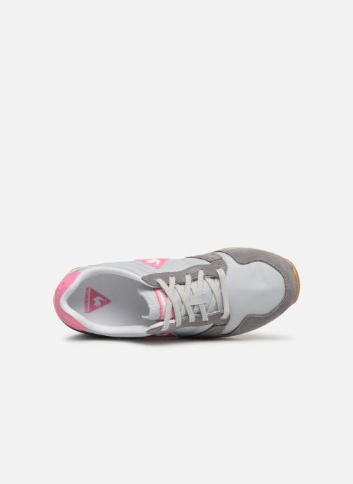 Sneakers Le Coq Sportif Omega W Grigio immagine sinistra