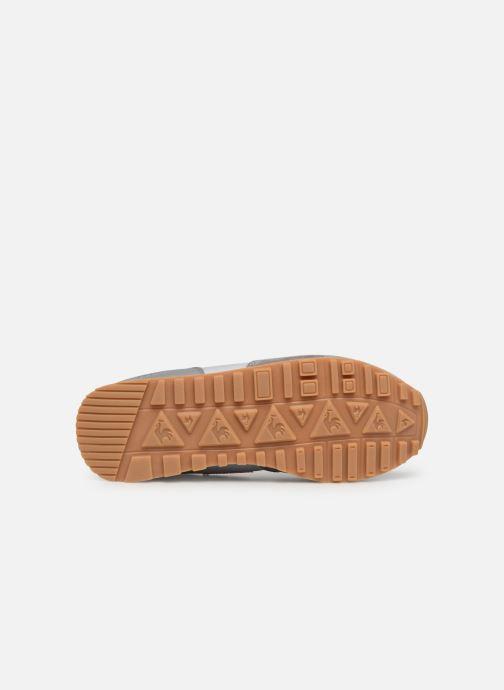 Sneakers Le Coq Sportif Omega W Grigio immagine dall'alto