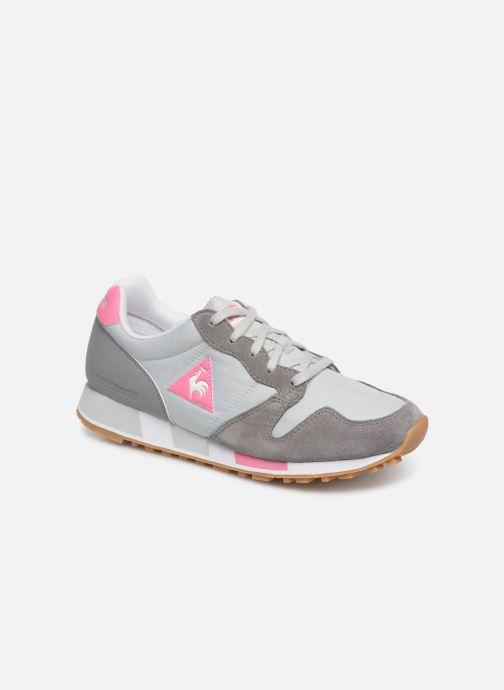 Sneaker Le Coq Sportif Omega W grau detaillierte ansicht/modell