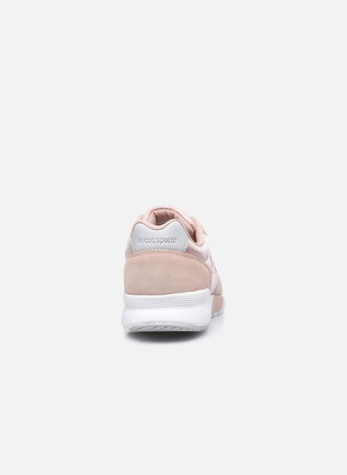 Sneakers Le Coq Sportif Omega W Rosa immagine destra