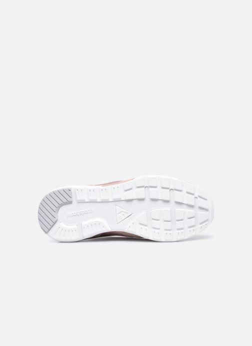 Sneakers Le Coq Sportif Omega W Rosa immagine dall'alto