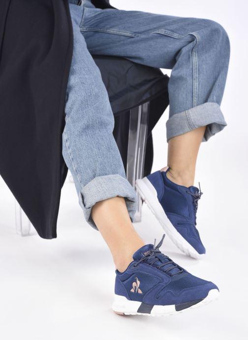 Sneakers Le Coq Sportif Omega W Azzurro immagine dal basso