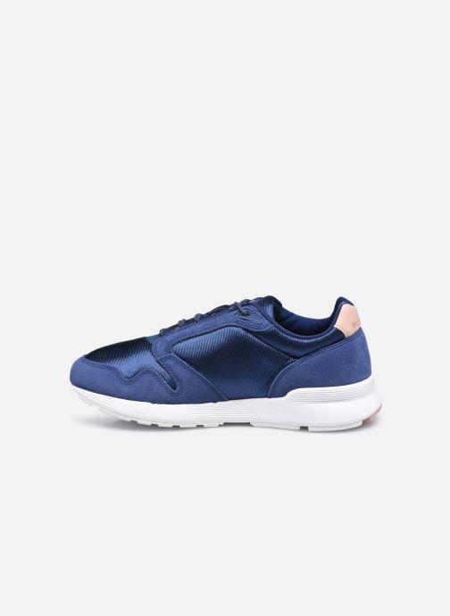 Sneakers Le Coq Sportif Omega W Azzurro immagine frontale