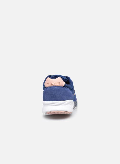 Sneakers Le Coq Sportif Omega W Azzurro immagine destra