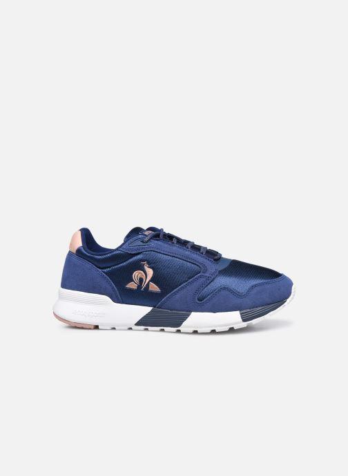 Sneakers Le Coq Sportif Omega W Azzurro immagine posteriore