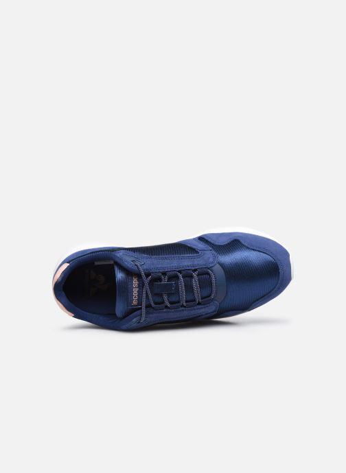 Sneakers Le Coq Sportif Omega W Azzurro immagine sinistra