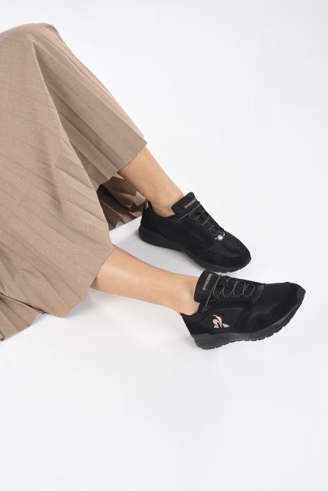 Sneakers Le Coq Sportif Omega W Nero immagine dal basso